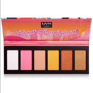 NWT nyx highlighting palette